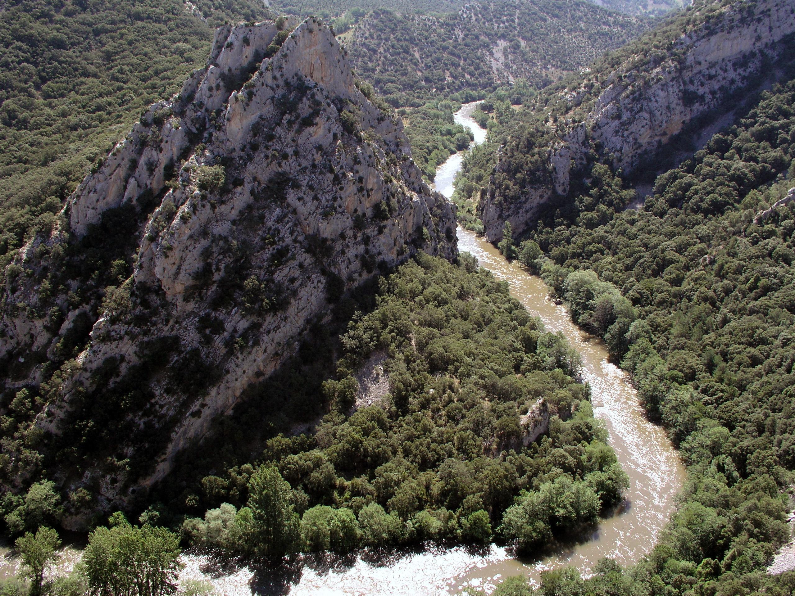 Parque Natural 'Hoces de Alto Ebro y Rudrón'