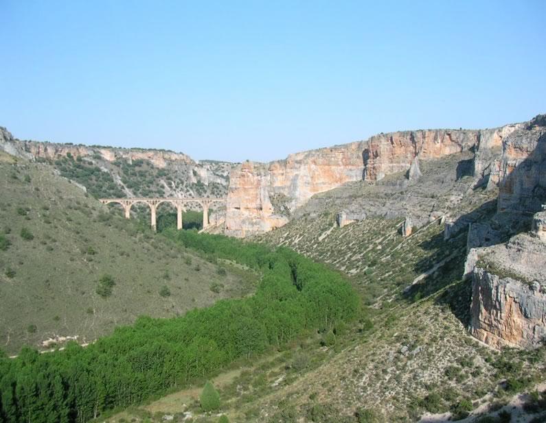 Parque Natural 'Hoces del Río Riaza'