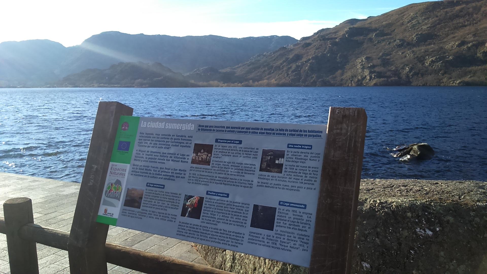 Parque Natural Lago de Sanabria y Sierras Segundera y de Porto