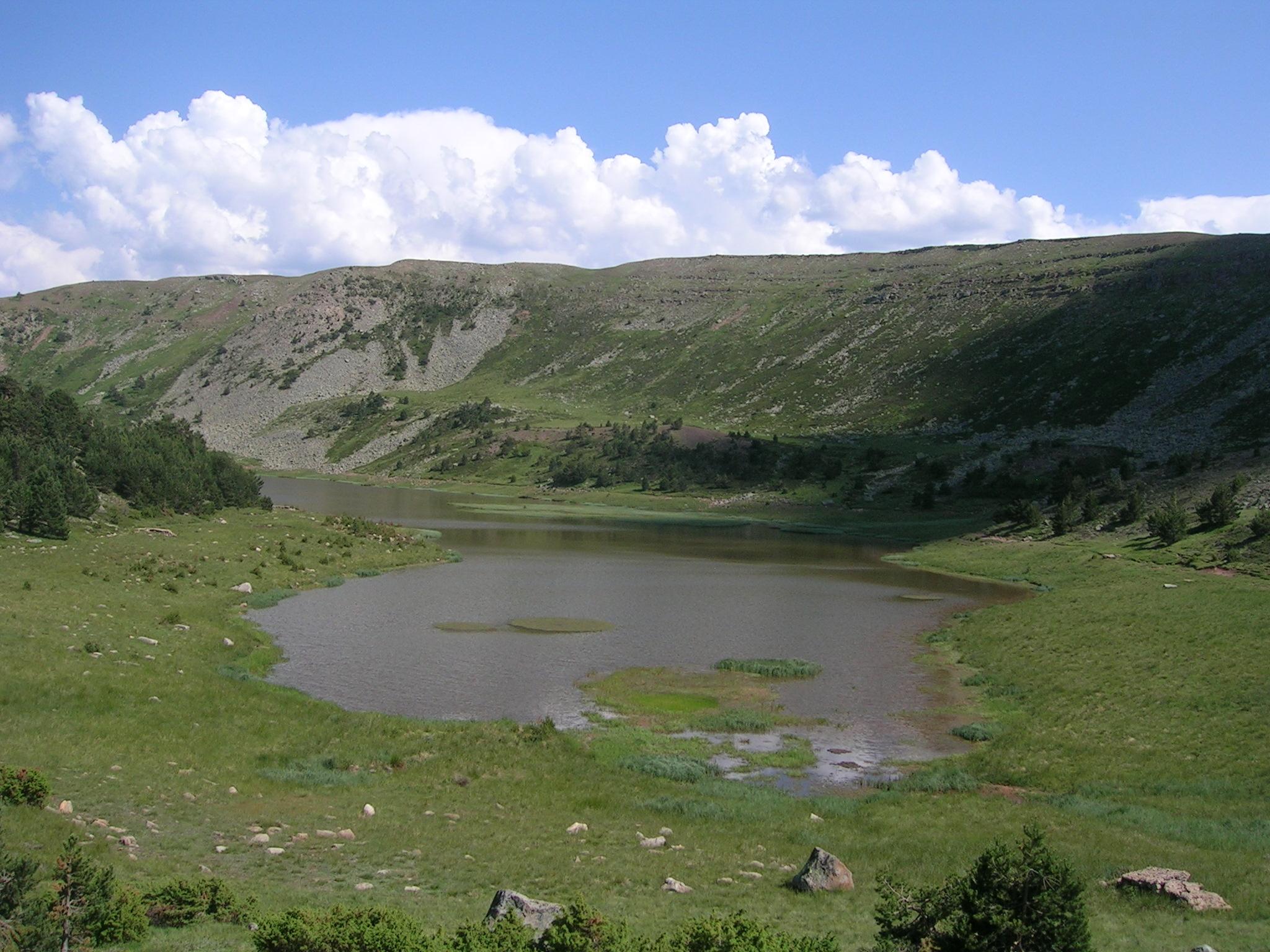 Parque Natural 'Lagunas Glaciares de Neila'