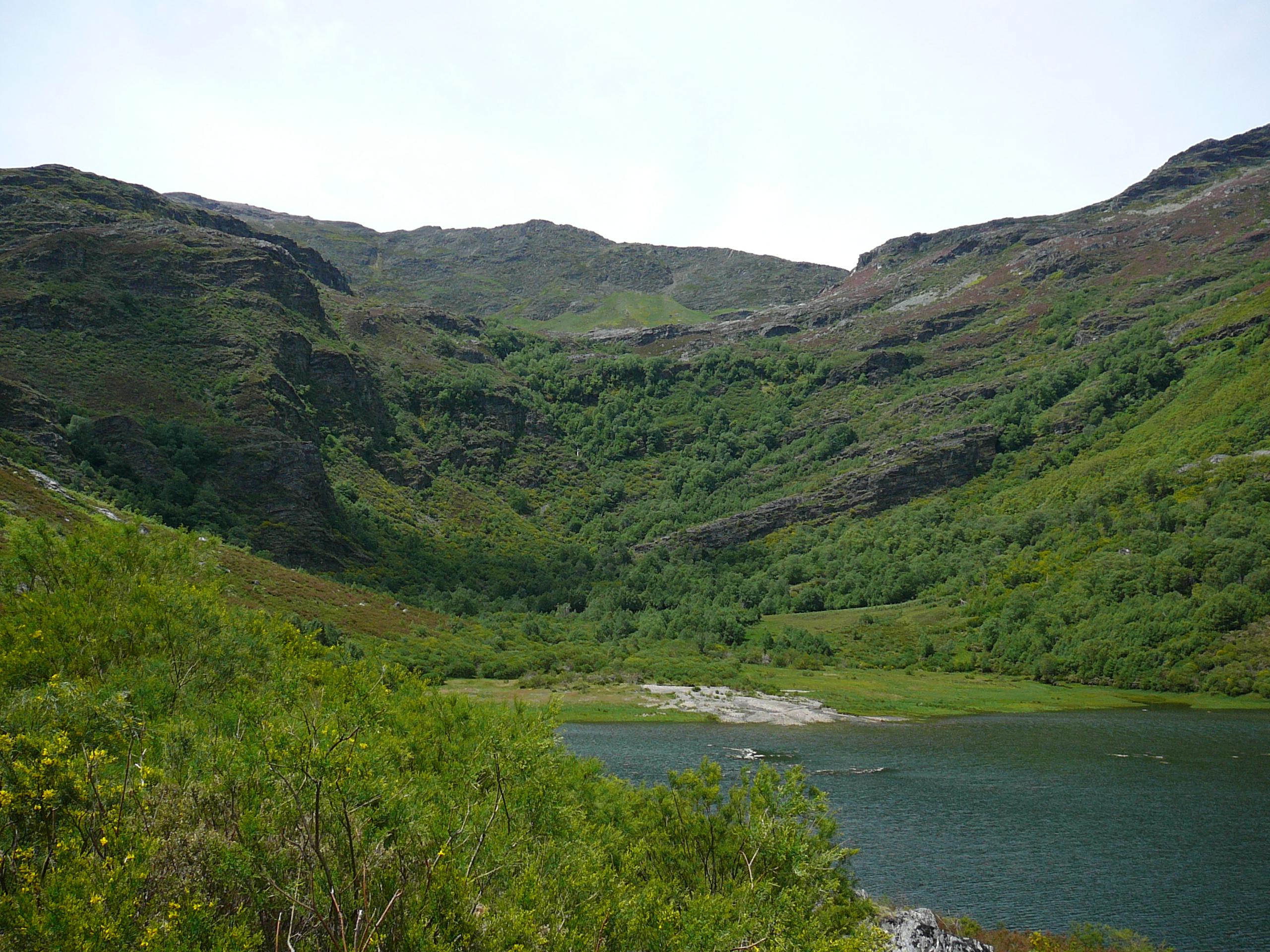 Monumento Natural 'Lago de la Baña'