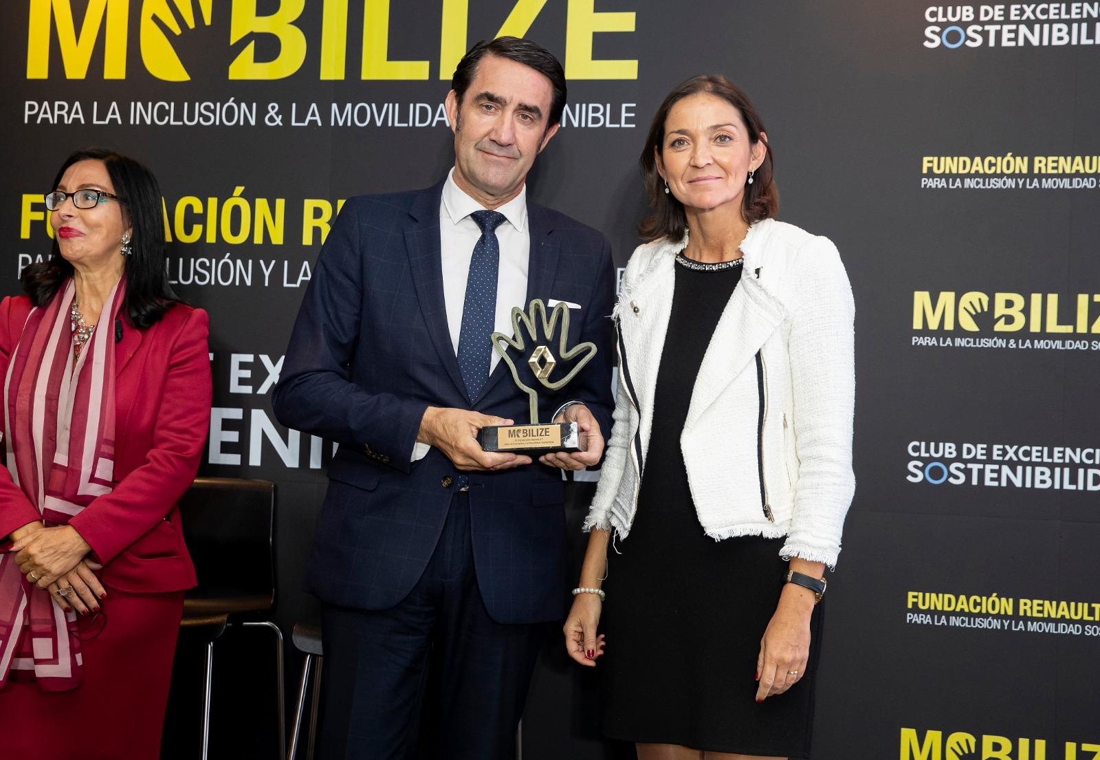 El proyecto Moveletur galardonado en los VII Premios a la Mejor Práctica en Movilidad Sostenible