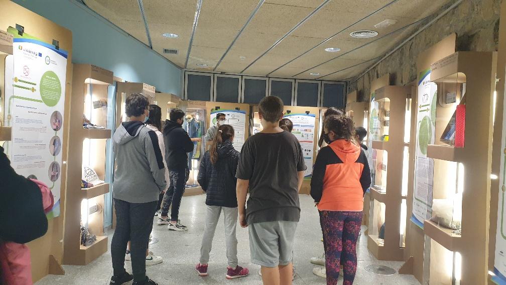La Casa del Parque de Las Batuecas se vuelca con la economía circular