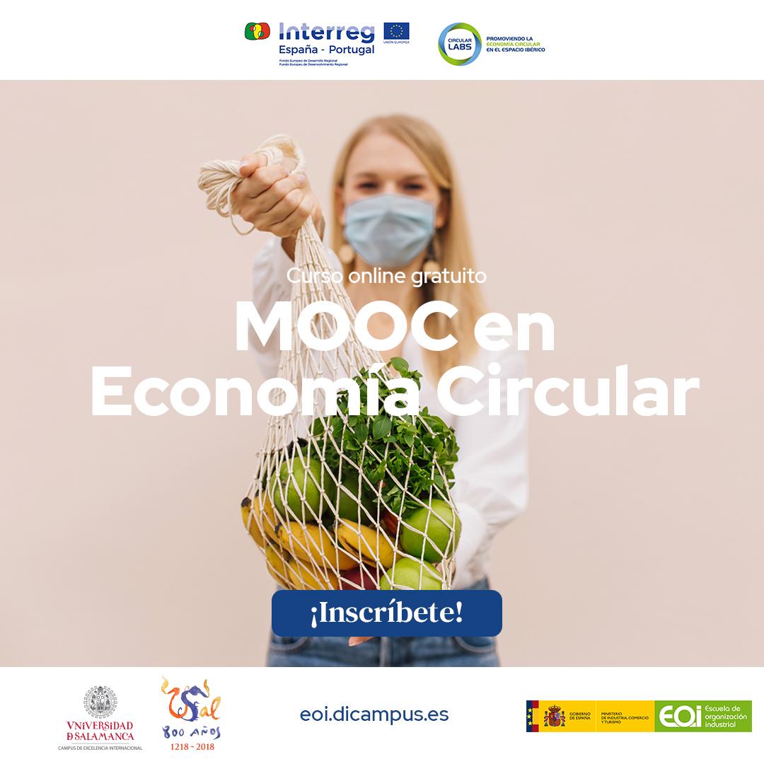 Los socios del proyecto Circular Labs lanzan el primer curso MOOC de Economía Circular en español y portugués