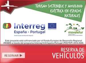 Moveletur: Reserva de vehículos