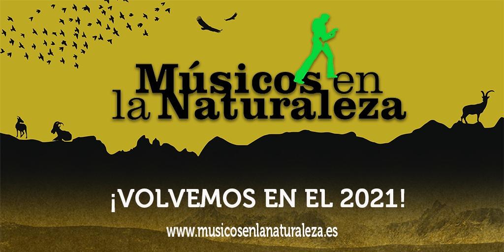 El XV aniversario de Músicos en la Naturaleza se celebrará en el 2021
