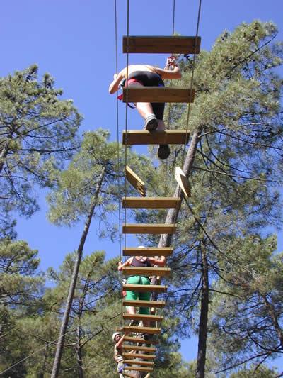 Parque de Aventura 'El Risquillo'