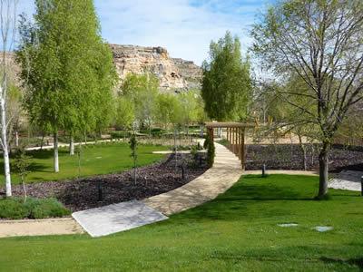 Casa del Parque Hoces del río Riaza en Montejo de la Vega (Segovia)