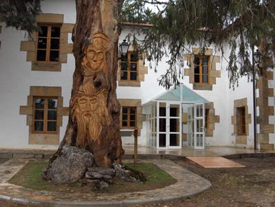 Aula del Bosque del Amogable-Soria