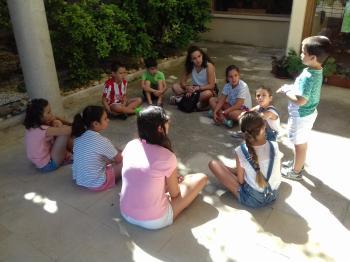Veranos Verdes. Actividades infantiles de educación ambiental