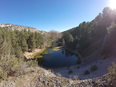 Monumento natural La Fuentona