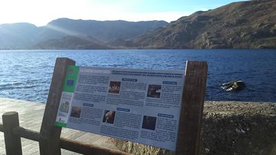 El Parque Natural del Lago de Sanabria recibió más 1,6 millones de euros para su gestión en los dos últimos años