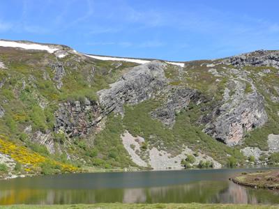 Monumento natural Lago de Truchillas