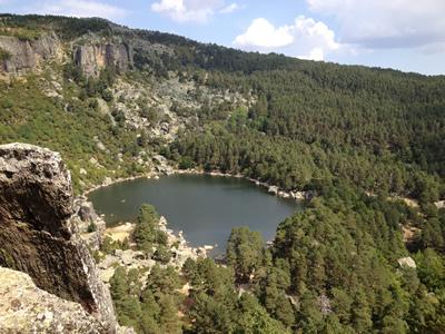 Parque natural Laguna Negra y Circos Glaciares de Urbión
