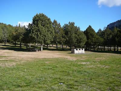 Parque natural Sabinares del Arlanza - La Yecla