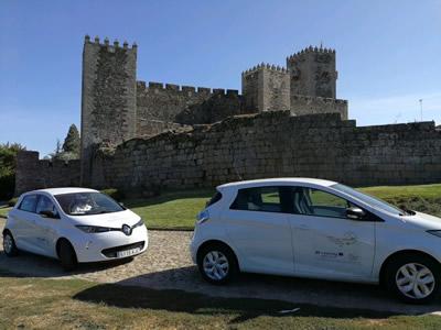 El proyecto Moveletur presenta dos productos turísticos de movilidad eléctrica en Espacios Naturales