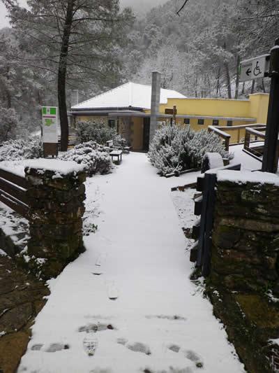 Casa del Parque de Guisando (Ávila)
