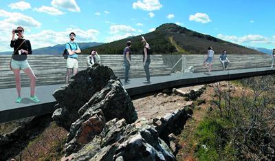 Arranca la primera fase del Programa de Infraestructuras Turísticas en Áreas Naturales con una inversión de más de 2,9 M€