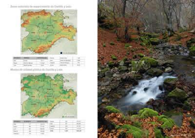 Las áreas naturales protegidas de Castilla y León, recogidas en un libro didáctico y de consulta