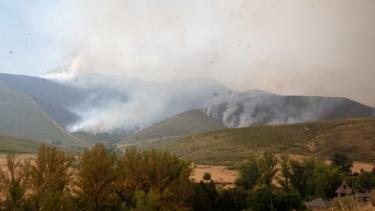 La Junta presenta la campaña de sensibilización 'Plantémonos contra el Fuego' para alumnos de primaria y secundaria de El Bierzo