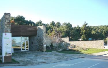 Casa del Parque de las Batuecas