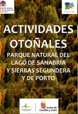 Actividades otoñales en el Parque  Natural del Lago de Sanabria y sierras Segundera y de Porto
