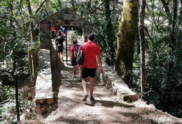 Más de 114.000 personas han visitado y participado en las actividades de las Casas del Parque durante el verano