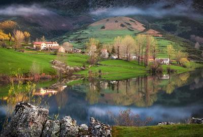 La Junta de Castilla y León presenta la candidatura para celebrar el Congreso Nacional de Ecoturismo en la Montaña Palentina