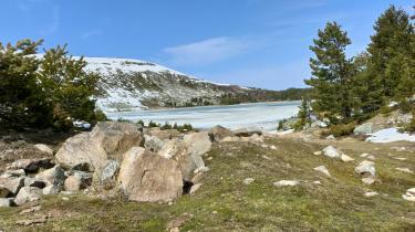 Parque natural Lagunas Glaciares de Neila