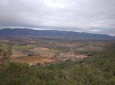 Senda de Montejo de San Miguel