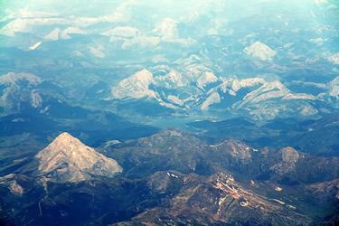 Picos de Europa. Aerea.