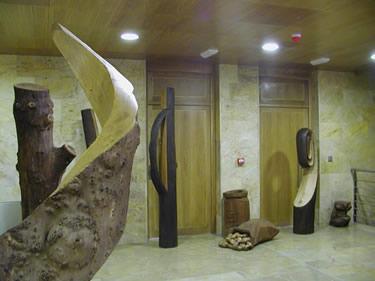 Detalle de la Casa del Parque