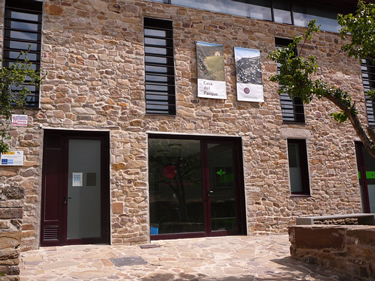 Casa del Parque del Acebal de Garagüeta - Soria