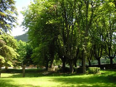 Casa del Parque de Oña-Burgos