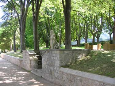 Casa del Parque de Oña- Burgos