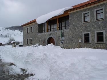 Casa del Parque de Valdeburon - León