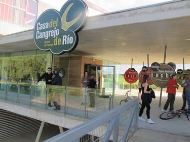 Centro del Cangrejo - Herrera de Pisuerga (Palencia)