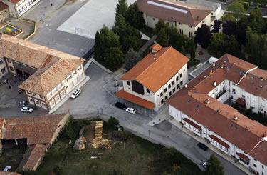 Casa del Parque de Cervera de Pisuerga- Palencia