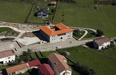 Casa del Parque de Valdeburón-León