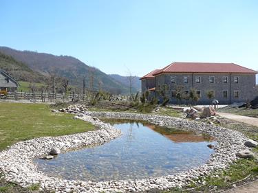 Casa del Parque de Picos de Europa