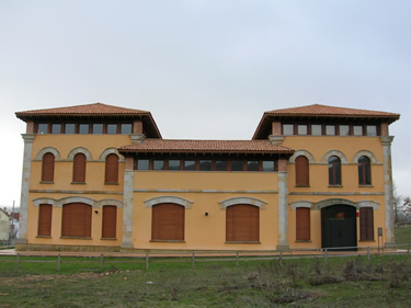 Casa del Parque de Ojo Guareña-Burgos
