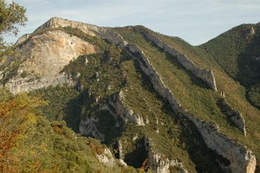 Espacio Natural Montes Obarenes - San Zadornil - Desfiladero de la Horadada (Burgos)