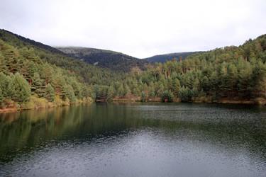 """Embalse del Tejo- El Espinar - Parque Nacional """"Sierra de Guadarrama"""""""