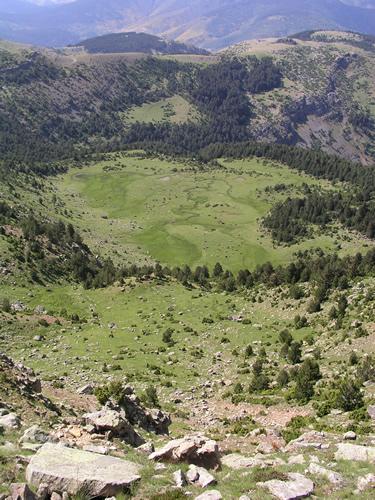 Espacio Natural de las Lagunas Glaciares de Neila -Burgos