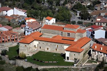 Casa del Parque del Convento de San Francisco de Fermoselle- Zamora