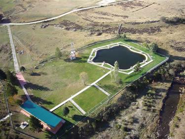 Aula del Río de Pineda de la Sierra-Burgos