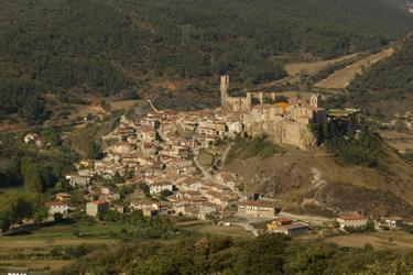 Espacio Natural Montes Obarenes - San Zadornil Ciudad de Frías - Burgos