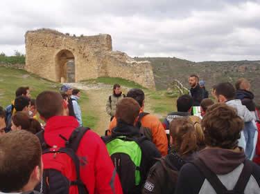 Senda de las Hoces del Duratón-Segovia