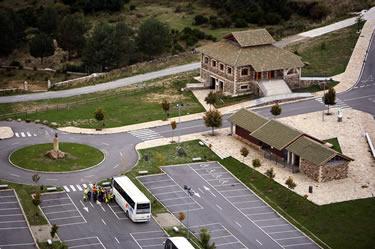 Casa del Parque de Hoyos del Espino - Avila