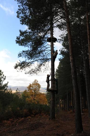 Parque de Aventuras La Alberca - Salamanca